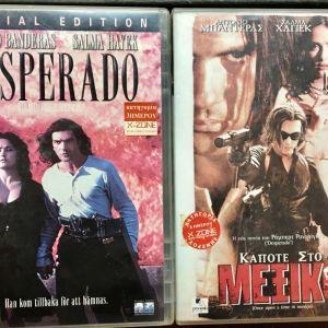 2 Original Dvd - Desperado/Once Upon A Time In Mexico