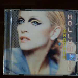 Madonna Hollywood maxi CD