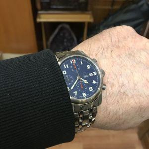 Venus automatic chronograph chronomaster