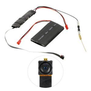 Μίνι Κρυφή Ασύρματη Κάμερα WiFi IP 1080P Σύνδεση Με Κινητό Night Vision