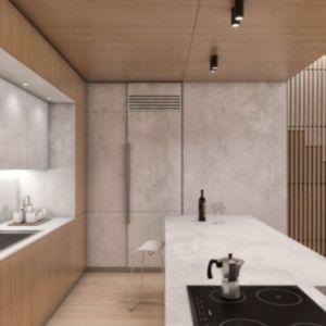 Μεζονέτα Πρωτοποριακού σχεδιασμού και Αισθητικής σε κτήριο ύψους 20μ,25