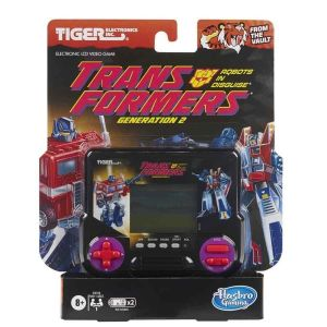 Tiger Electronics Transformers Generation 2 Electronic LCD Video Game