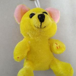 Μπρελόκ λούτρινο αρκουδάκι.