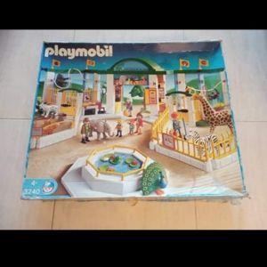 Playmobil 3240 Ζωολογικός κήπος