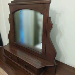 Καθρέφτης επιτραπέζιος με ανακλιντρη κίνηση