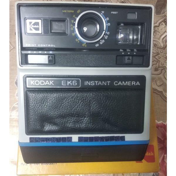 fotografiki michani Kodak ek6