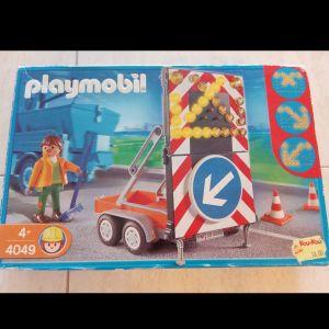 Playmobil 4049 Σήμανση