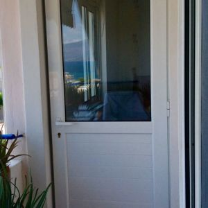 Πόρτα αλουμινίου EUROPA