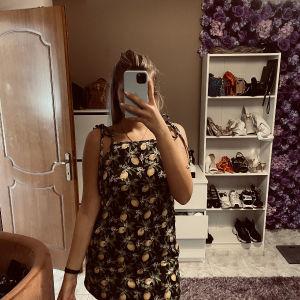 Φόρεμα με λεμόνια