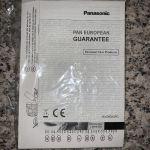 PANASONIC ER-GD60 s