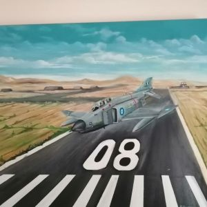 Phantom f-4  πολεμική αεροπορία