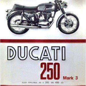επιτραπέζιο ρολόι ξυπνητηρι Ducati
