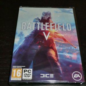 BATTLEFIELD V 5 PC DVD  ΚΑΙΝΟΥΡΓΙΟ ΣΦΡΑΓΙΣΜΕΝΟ