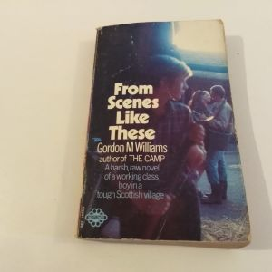 From Scenes Like These - Gordon M Williams Vintage Book