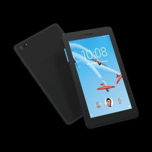 Tablet τηλεκπαίδευσης Lenovo TAB E7 QuadCore 8GB Black (GR)