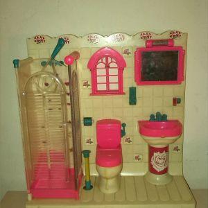 Vintage μπανιο της Barbie