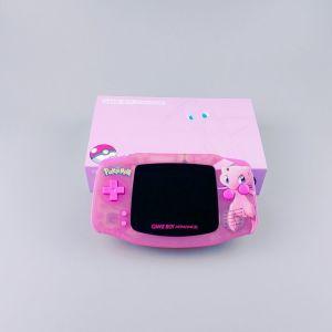 Nintendo Game Boy Advance Pokemon GBA IPS V2 Mew Edition