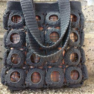 χειροποίητη τσάντα