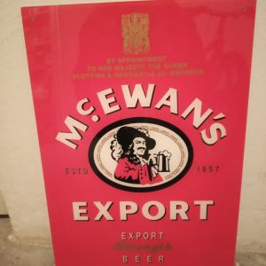 McEwan's Export - vintage διαφημιστικο