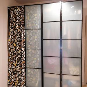 Ντουλάπα και συρταριέρα ikea