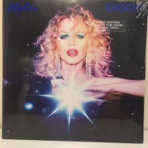 Kylie Minogue Disco (2LP) GLOW in the dark ΣΦΡΑΓΙΣΜΕΝΟ