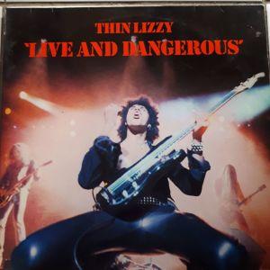 THIN LIZZY (βινυλιο/δισκος hard rock)