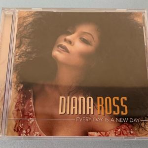 Diana Ross - Every day is a new day cd album