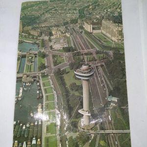 Καρτ ποστάλ Euromast Ρότερνταμ φωτο Bart Hofmeester