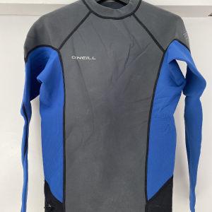 ONeill hyperfreak 1.5mm neoprene/skins long sleeve top
