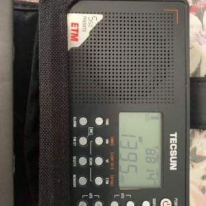 Tecsun PL505 PLL DSP PORTABLE RADIO