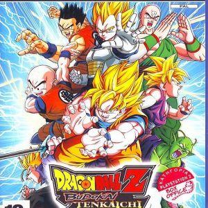 DRAGONBALL Z BUDOKAI TENKAICHI 2 - PS2