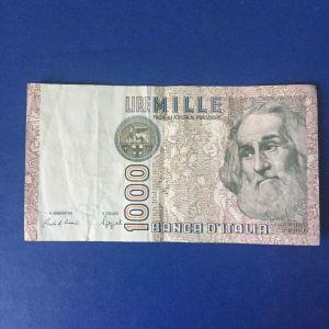 ΙΤΑΛΙΑ 1000 LIRE 1982