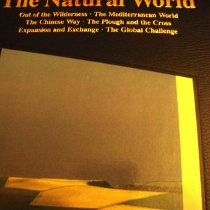 TIME LIFE HISTORY OF THE WORLD.The Natural world