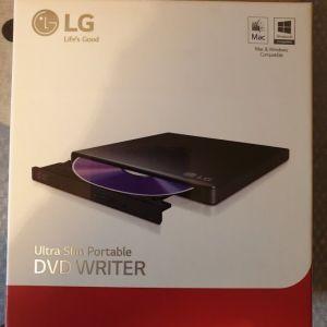 LG USB slim portable DVDR/W