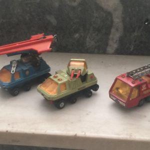5 αμαξάκια με ελλειψεις (τα 2 σπανιότατα)
