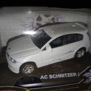 BMW SCHNITZLER ACS 1 ΣΥΛΛΕΚΤΙΚΌ ΜΟΝΤΕΛΟ ΣΠΑΝΙΟ ΣΕ ΚΛΙΜΑΚΑ 1/43.