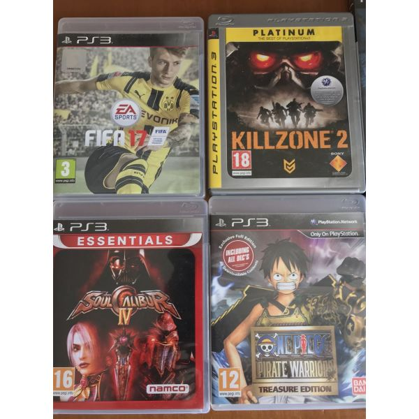 pechnidia Playstation 3 ps3 Games