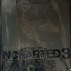 Uncharted 3 Nathan Drake συλλεκτική μπλούζα