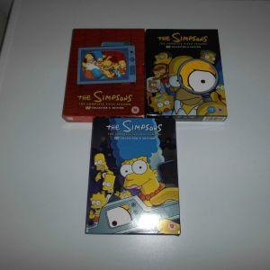 ΣΥΛΛΕΚΤΙΚΗ ΣΕΙΡΑ DVD SIMPSONS