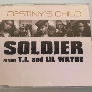 Destiny's child - Soldier made in Australia 5-trk cd single