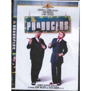 DVD  / THE PRODUCERS /  ORIGINAL DVD