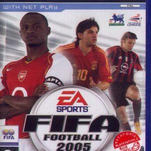 FIFA 2005 - PS2