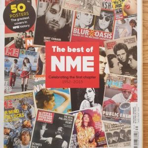 Nme Celebrating The First Chapter 1952-2015