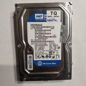 Σκληρός Δίσκος Western Digital 250GB HDD 3,5 SATA HARD DRIVE σε άψογη κατάσταση