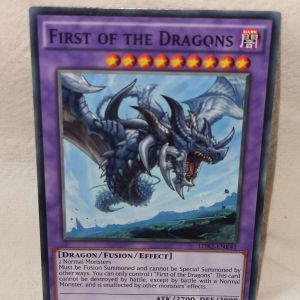 FIRST OF THE DRAGONS -YuGiOh