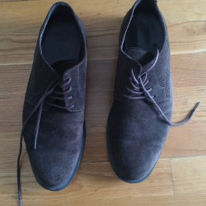 Ανδρικά καφέ παπούτσια καστορ