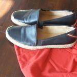 Δερμάτινα καφέ παπούτσια Bally