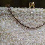 Vintage χειροποίητο κεντημένο τσαντάκι, σε εξαιρετικά χαμηλή τιμή !