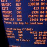 Η/Υ 386SX EGA HD 40 MB DOS 5.0