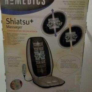 HoMedics SBM-300HA-2EU Shiatsu κάθισμα μασάζ